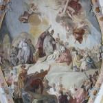 Deckengemaelde Kirche Altheim