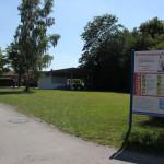 Eingang Badesee
