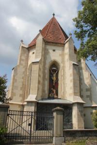Gotische Fassade Altheim