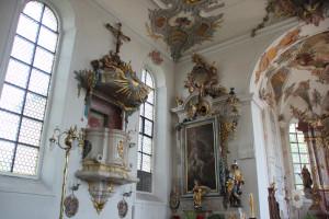 Kanzel St Martin Altheim