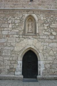 Kirchenportal St Martin Altheim