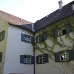 Ostseite Franziskanerinnen Kloster Leutkirch