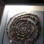 Perlenkette Alamannen