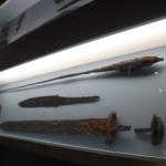 Sax und spatha Alamannenmuseum Weingarten