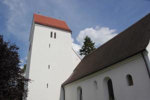 St Leonhard Gaisbeuren