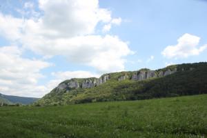 18 Felsformationen Donautal