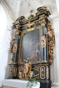 Altar Muenster Obermarchtal 4