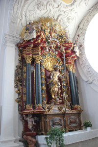 Altar Muenster Obermarchtal 5