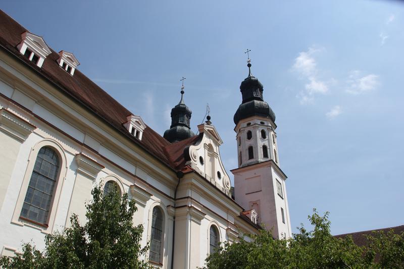 Barockes Muenster Obermarchtal