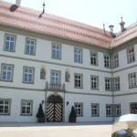 Dreifluegelbau Neues Schloss Kisslegg