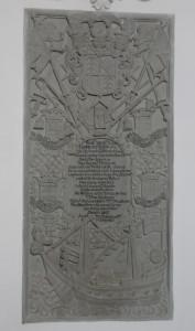 Gedenkstein Muenster Obermarchtal
