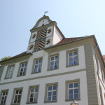 Giebel Neues Schloss Kisslegg