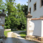 Klosterzufahrt