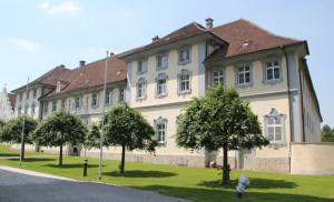 Konventgebauede Muenster Obermarchtal