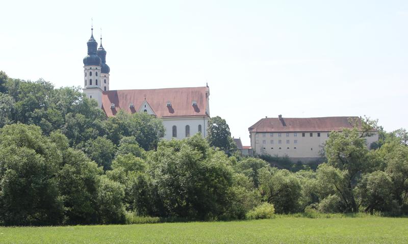 Muenster Obermarchtal