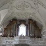 Orgel Muenster Obermarchtal