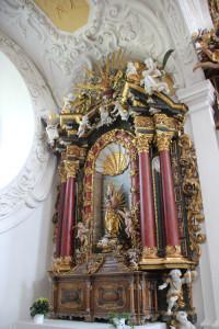 Seitenaltar Muenster Obermarchtal 3