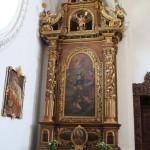 Seitenaltar Muenster Obermarchtal 9