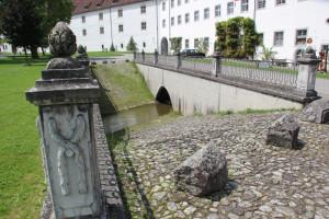05 Wasserzugang Schloss Salem
