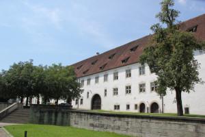 07 Seitengebauede Schloss Salem
