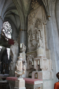 16 Seitenaltar Muenster Salem