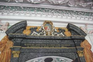 51 Eingang Speisesaal Schloss Salem