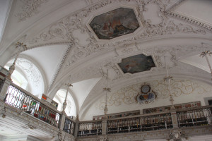 61 Barocke Bibliothek Salem