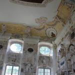 84 Barocker Kaisersaal Decke