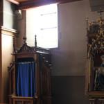 Beichstuhl Maria Kirche Oggelshausen