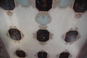 Deckengemaelde Kirche Hasenweiler