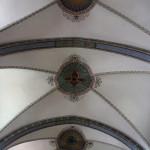 Deckenverzierung Kirche Oggelshausen