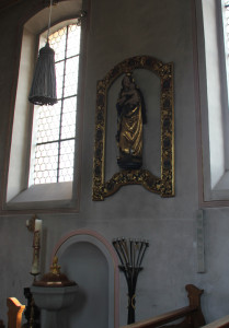 Figur Maria und Jesuskind Hasenweiler