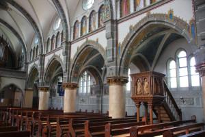 Kanzel Kirche Oggelshausen