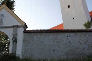 Kirchmauer Hasenweiler