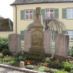 Kriegsdenkmal Oggelshausen
