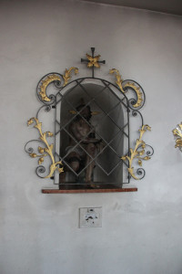 Jesus Figur Hasenweiler