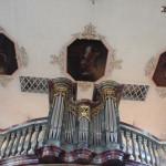 Orgel Kirche Hasenweiler