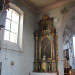 Seitenaltar Hasenweiler