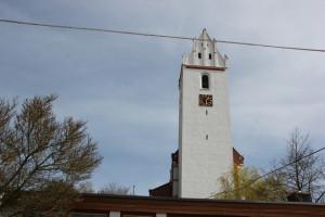 Turm Kirche Oggelshausen