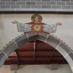 Verzierungen Kirche Oggelshausen
