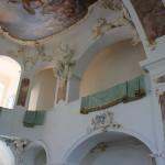 Apsis Schlosskapelle Tettnang
