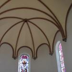 Dachgewoelbe Nikolaus Kirche Schmalegg
