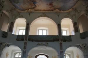 Dekorationen Neues Schloss Tettnang