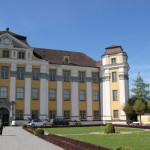 Fassade Neues Schloss Tettnang