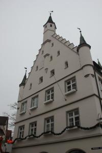 Front Neues Rathaus Biberach
