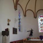 Kirchenkunst Nikolaus Kirche Schmalegg