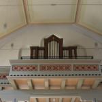 Orgel Nikolaus Kirche Schmalegg