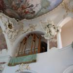 Orgel Schlosskapelle Tettnang