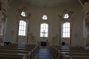 Schlosskapelle Neues Schloss Tettnang