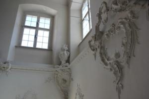 Stuck Neues Schloss Tettnang